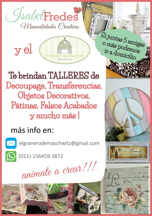 flyer PINTURA DECORATIVA bis